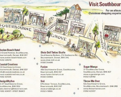 map southbourne 75