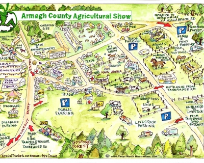 Armagh County Agricultural Show sitemap