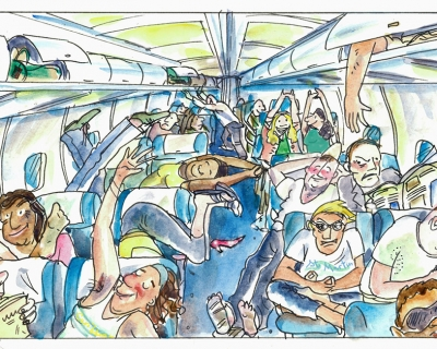 Yoga In Your Seat