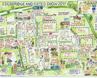 Edenbridge & Oxted Show
