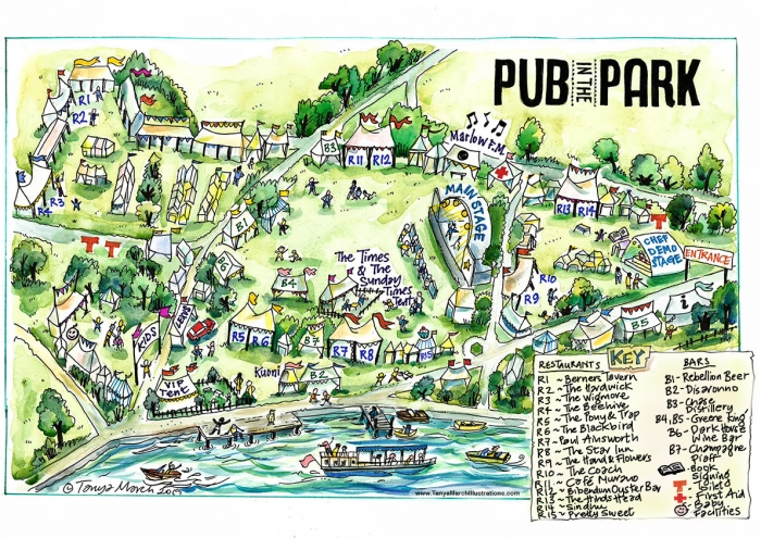 Pub in the Park_Marlow
