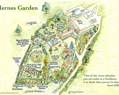 Hernes House & Garden